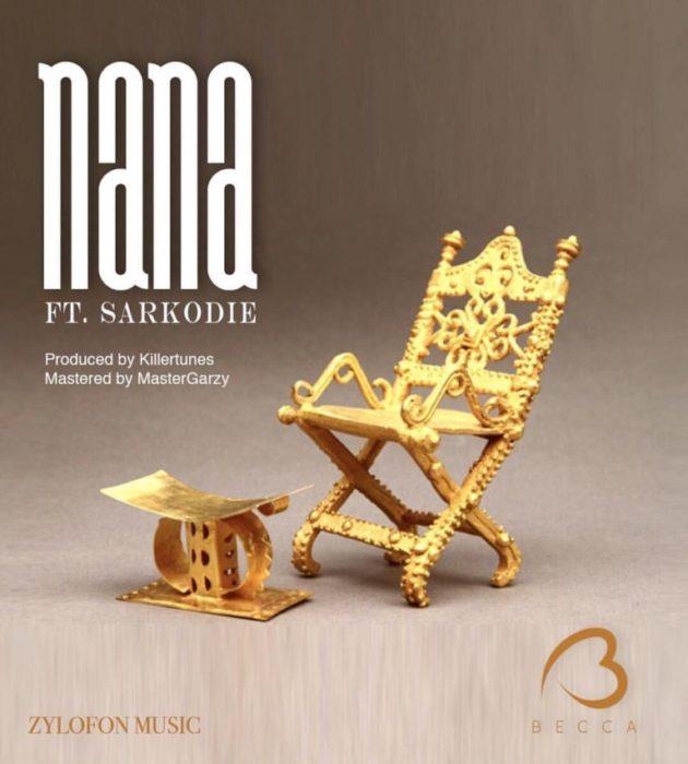 Becca ft. Sarkodie Nana - Becca ft. Sarkodie - Nana