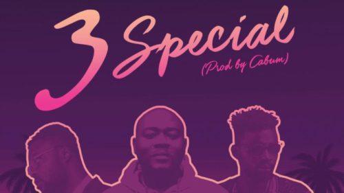 Cabum x Singlet x Dj Slim 3 Special - Cabum x Singlet x Dj Slim - 3 Special (Prod By Cabum)