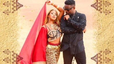 Photo of Cuppy ft. Sarkodie – Vybe (Prod. by GospelOnDabeat)