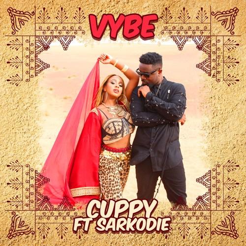 Cuppy ft. Sarkodie Vybe - Cuppy ft. Sarkodie - Vybe (Prod. by GospelOnDabeat)