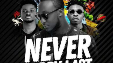 Photo of DJ Vyrusky ft. Kuami Eugene x Mayorkun - Never Carry Last