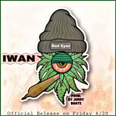 IWAN - Red Eyez (Prod. By Jerry Beatz)