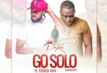 Photo of Paa Kwasi ft. Coded 4×4 – Go Solo