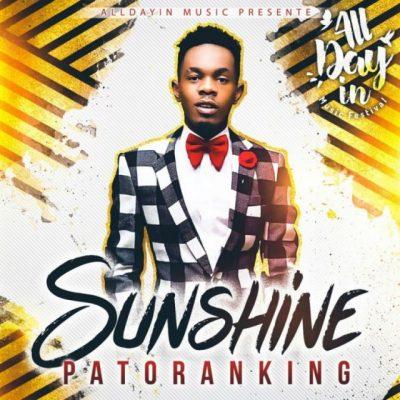 Photo of Patoranking - Sunshine