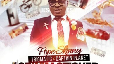 Photo of Pope skinny ft. Captain planet, Trigmatic – Obinim sticker (Prod. By BeatBoss Tims)