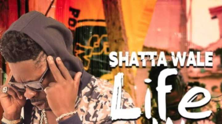 Shatta Wale - Life In Nima (Prod. by MOG Beatz)