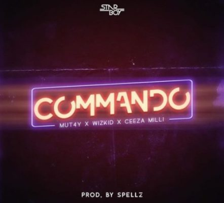 Photo of Wizkid ft. Mut4y x Ceeza Milli – Commando