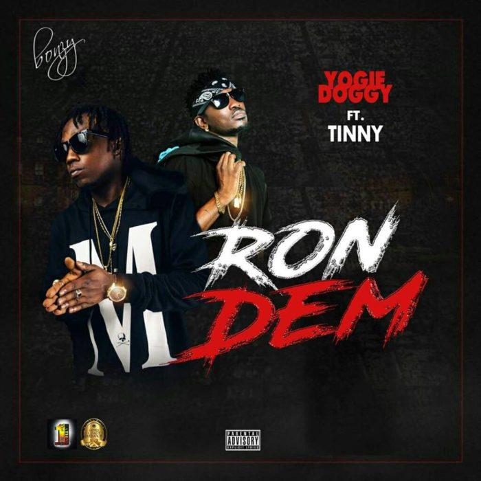 Yoggie Doggy ft. Tinny Run Dem - Yoggie Doggy ft. Tinny - Run Dem (prod. by Shinny Beatz)