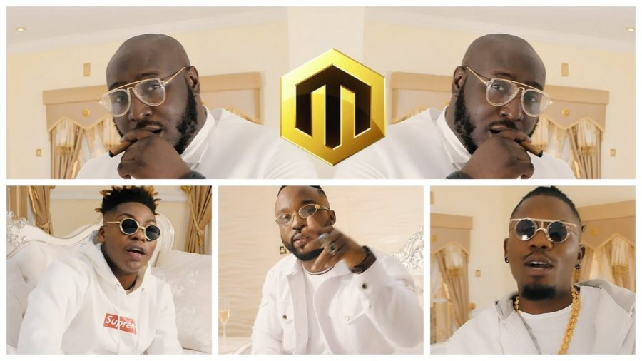 dj big n ft reekado banks iyanya - DJ Big N ft. Reekado Banks, Iyanya & Ycee - The Trilogy (Official Video)