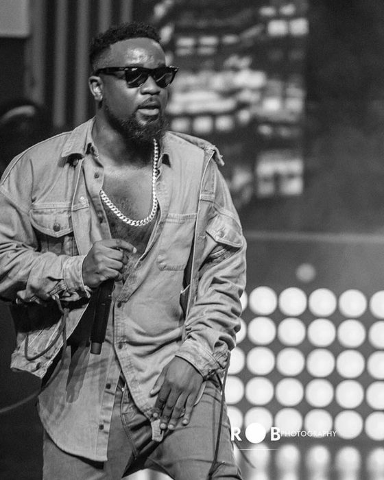 sarkodie - Sarkodie - Come Up Freestyle
