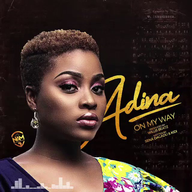 Adina On My Way - Adina - On My Way (Prod. by WillisBeatz)
