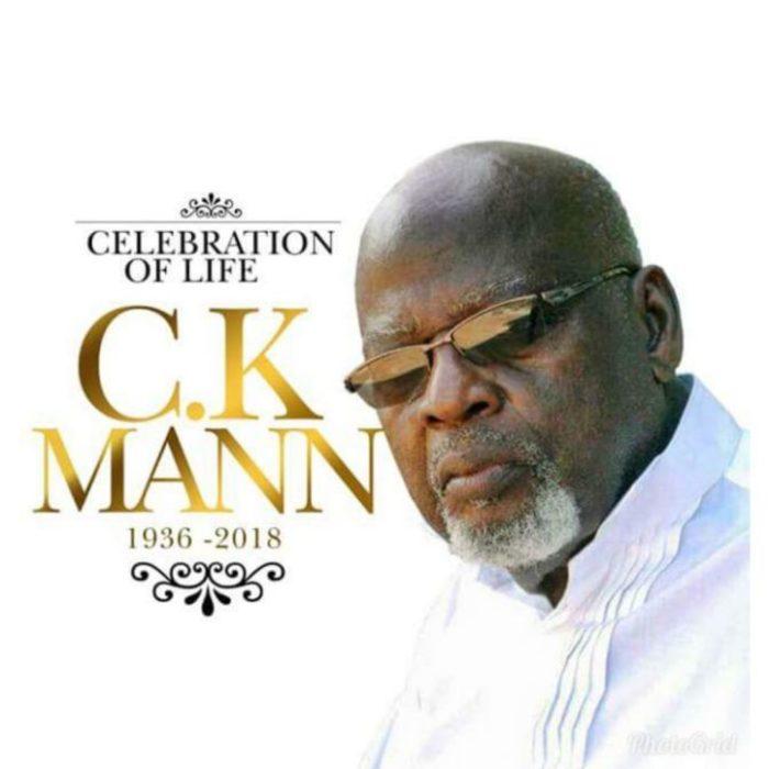 CK Mann Tribute Song - CK Mann Tribute Song ft. Kofi Kinaata, Paulina Oduro, Kofi Bentil, Nero X, Ayesem