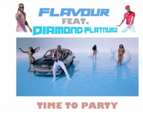 Flavour ft. Diamond Platnumz Time To Party - Flavour ft. Diamond Platnumz - Time To Party (Prod. by Masterkraft)