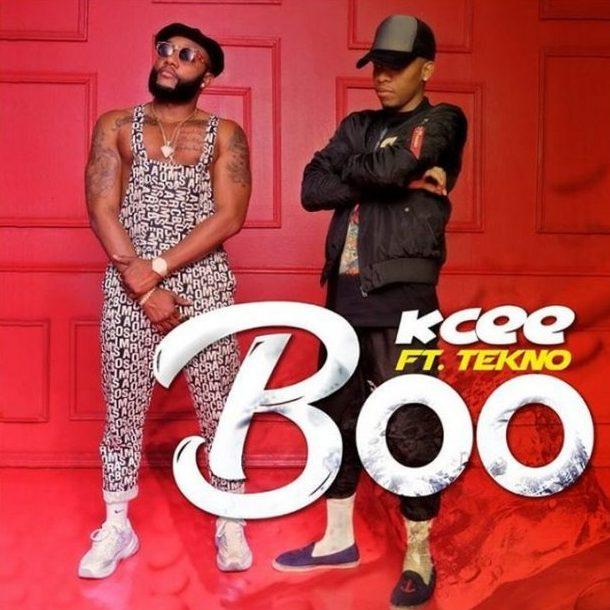 Kcee Boo ft. Tekno - Kcee - Boo ft. Tekno (Prod. by Krizbeatz)