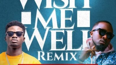 Photo of Kuami Eugene ft. Ice Prince - Wish Me Well (Remix)