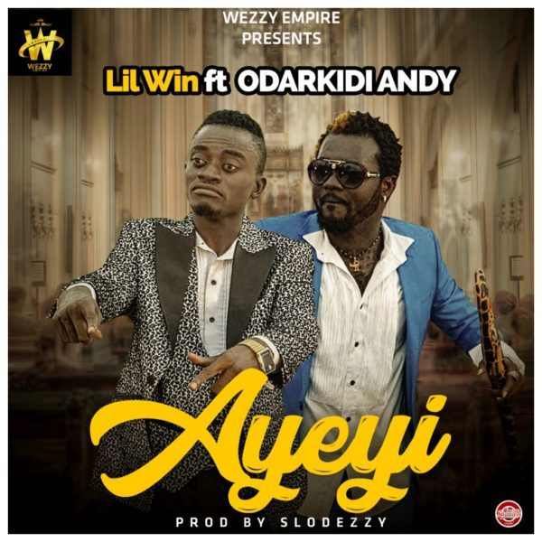 Lil Win ft. Andy Aseda - Lil Win ft. Andy - Aseda
