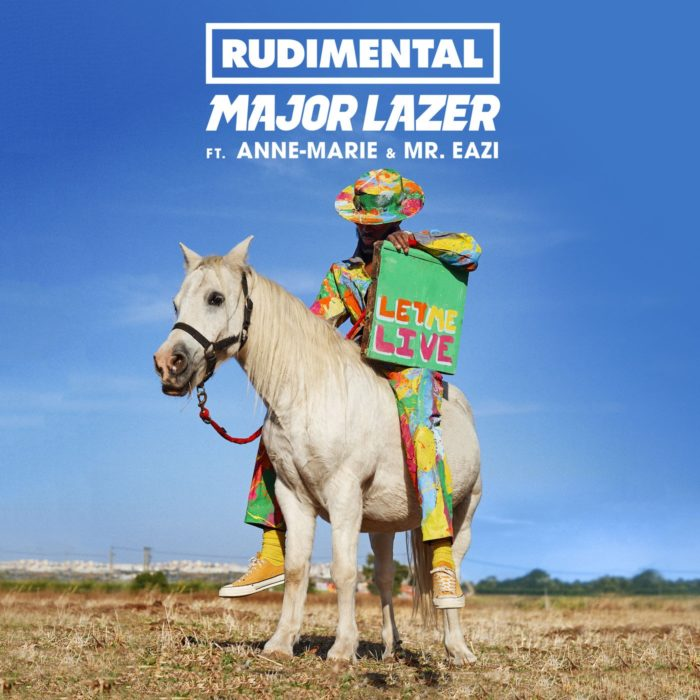 Major Lazer x Rudimental Let Me Live ft. Mr. Eazi x Anne Marie - Major Lazer x Rudimental - Let Me Live ft. Mr. Eazi x Anne Marie