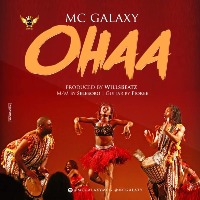 Mc Galaxy Ohaa - Mc Galaxy - Ohaa