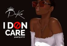 Photo of Paa Kwasi (Dobble) – I Don Care (Prod by A. T. O)