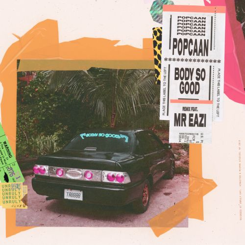 Popcaan ft. Mr Eazi Body So Good - Popcaan ft. Mr Eazi - Body So Good (Remix)