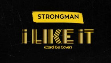 Photo of Strongman - I Like It (Mixed By KCee)