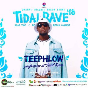 Teephlow Tidal Rave Freestyle - Teephlow - Tidal Rave Freestyle