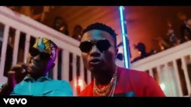 Photo of VIDEO: DJ Spinall & Wizkid – Nowo