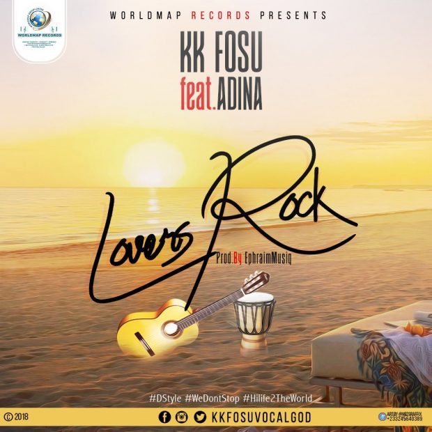KK Fosu ft. Adina Lovers Rock - KK Fosu ft. Adina - Lovers Rock (Prod. By Ephraim)