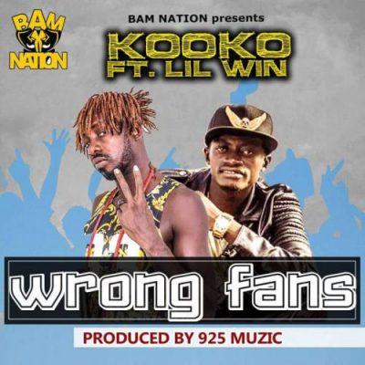 Kooko Wrong Fans ft. LilWin - Kooko ft. LilWin - Wrong Fans (Prod. by 925 Muzic)