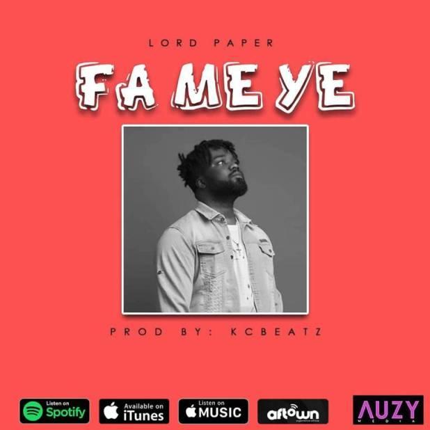Lord Paper Fameye  - Lord Paper - Fameye (Prod. by KC Beatz)
