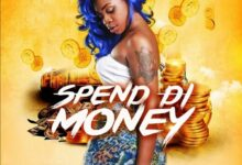 Photo of DL: Shatta Michy – Spend Di Money (prod.MoG)