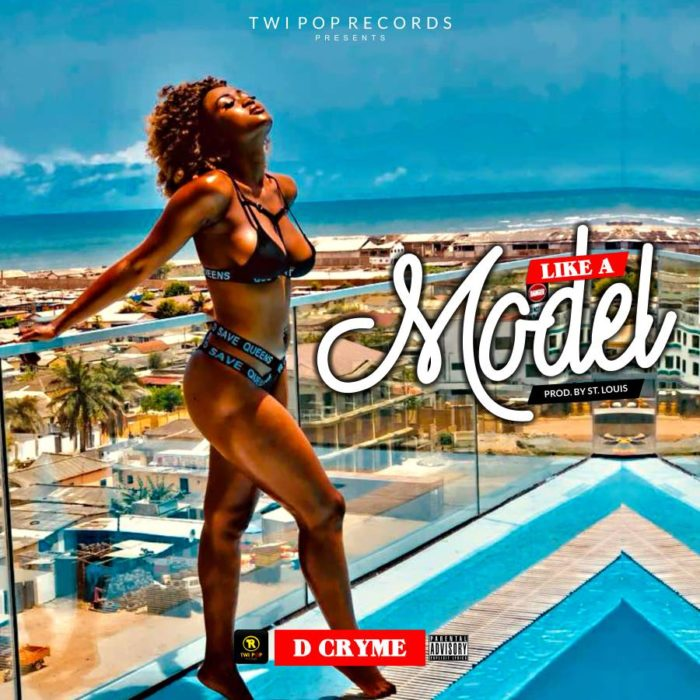 D Cryme Like A Model - D Cryme - Like A Model (Pod. By St. Louis Mixed By Garzy)