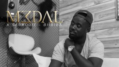 Photo of M3dal x Sarkodie – Biibiba