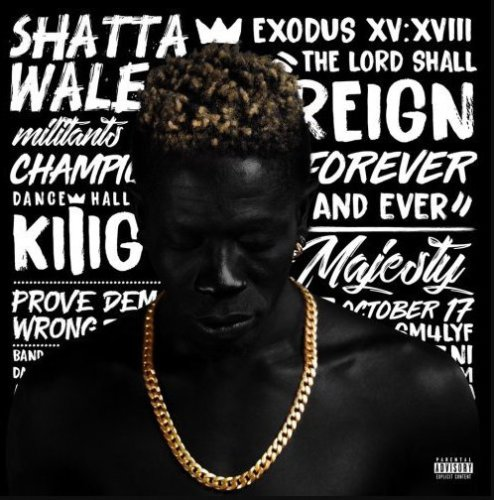 Reign Cover Shatta Wale - Shatta Wale - Mind Made Up