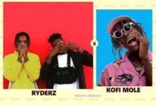 Photo of Ryderz ft. Kofi Mole – Wild (prod by Jnrbeatz)