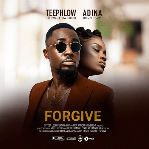 TeePhlow ft. Adina Forgive - TeePhlow ft. Adina - Forgive