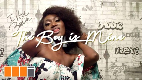 Wendy Shay ft. Eno The Boy Is Mine - Wendy Shay ft. Eno - The boy is mine (Prod. by MOG)