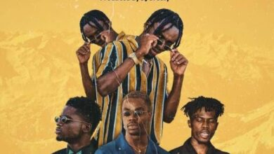 Photo of DJ Breezy ft. Kuami Eugene x Darkovibes x Kwesi Arthur – BACK 2 SENDER (Prod. Dj Breezy)
