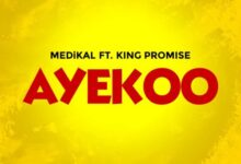 Photo of Medikal ft. King Promise – Ayekoo (Prod by The Gentleman)