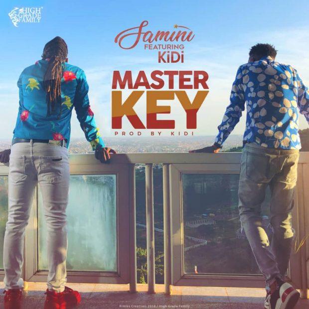 Samini ft. KiDi Master Key - Samini ft. KiDi - Master Key (Prod. by KiDi)