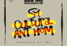 Photo of Shatta Wale – SM Cultural Anthem (Prod. by Paq)
