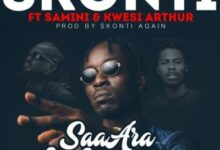 Photo of Skonti ft. Kwesi Arthur x Samini – Saa Ara Na Mepeno