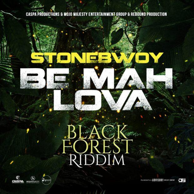 stonebwoy 1 620x620 - StoneBwoy - Be Mah Lova (Black-Forest-Riddim)