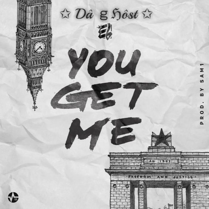 Da Ghost DJ U Get me Feat. E.L Prod. Sam1 - Da Ghost DJ ft. E.L - U Get me (prod. Sam1))