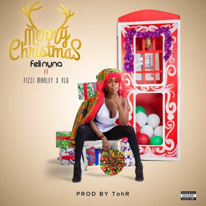Feli Nuna 1 e1544640982229 - Feli Nuna ft. Fizzi Marley VLG - Merry Christmas (Prod. by TohR)