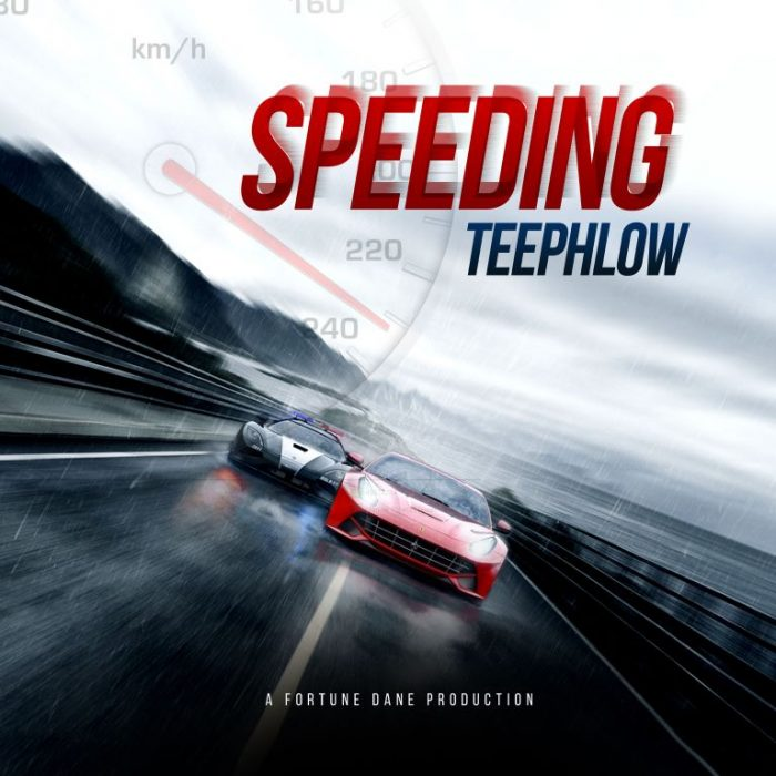 TeePhlow Speeding artwork - TeePhlow - Speeding Biibi Ba Cover (Prod. By Fortune Dane)