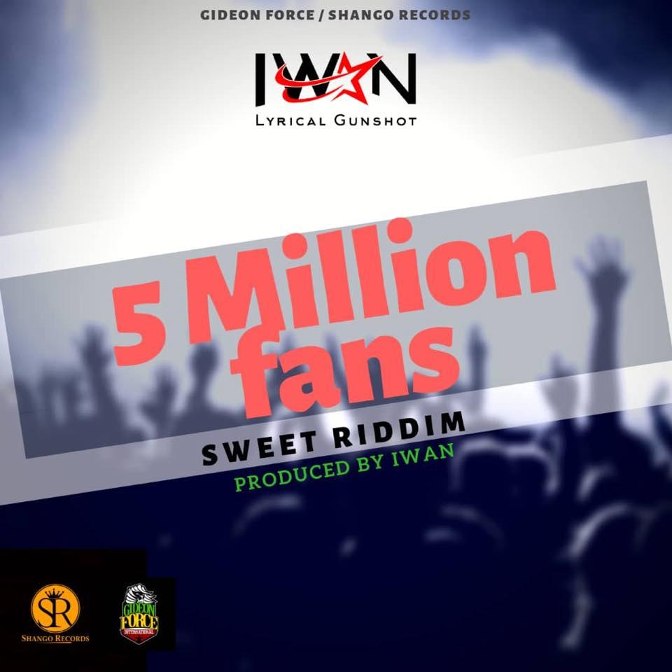 iwan - Iwan - 5 Million Fans