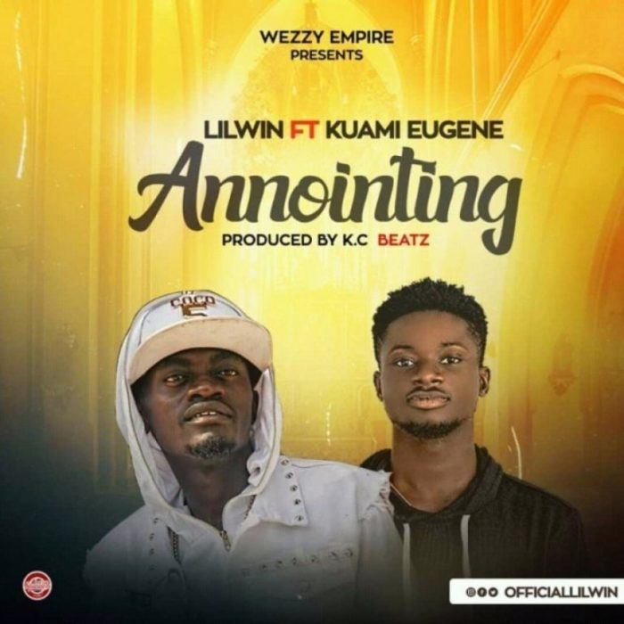 lilwin and kuami eugene - Lil Win ft. Kuami Eugene - Annointing Prod.-by-KC-Beatz