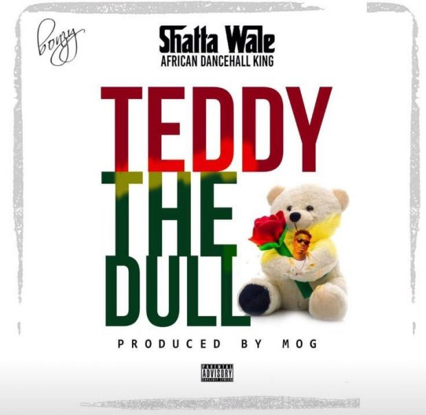 shatta wale 1 620x604 - Shatta wale - Teddy The Doll (Prod By MOG Beatz)