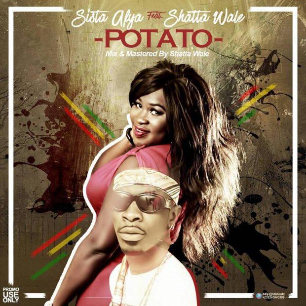 sister afia 620x620 - Sista Afia ft. Shatta Wale - Potato